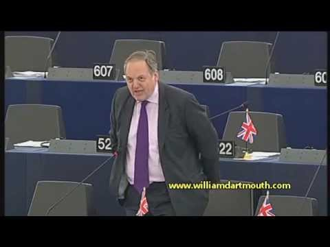 No place for EU commissioner in UK-US trade relations - William Dartmouth MEP