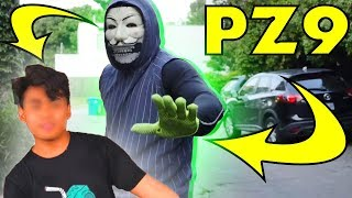 PZ9 SECRET IDENTITY REVEALED (from Chad Wild Clay and Vy Qwaint)
