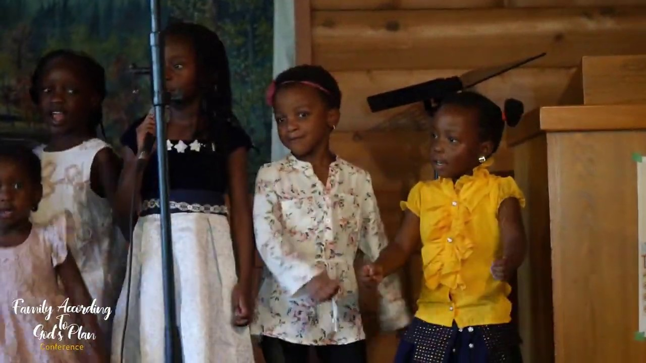 What Have You Come Here To Do? by Chibukizi Choir