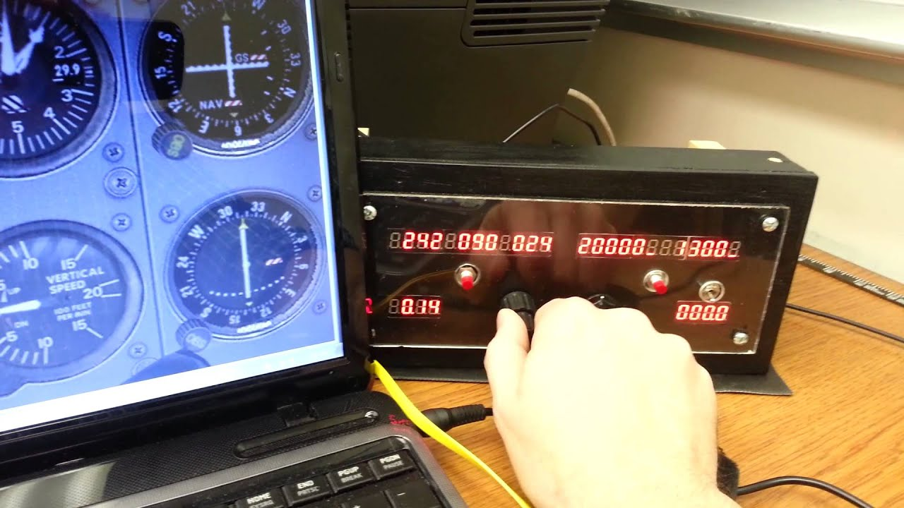 FSX Radio Stack, My First Design – The Geek Forge   com
