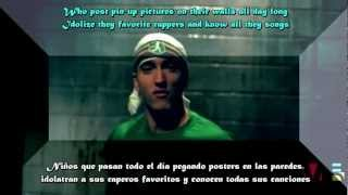Eminem Sing For The Moment Subtitulado