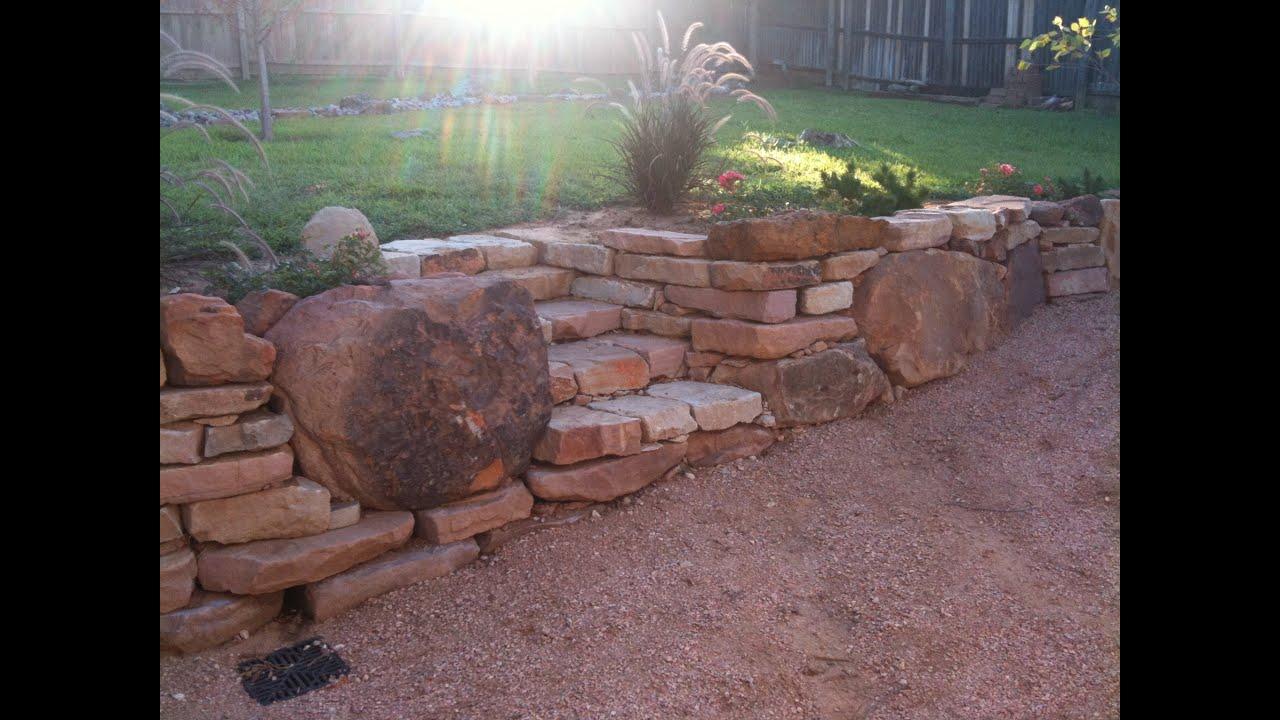 Baldi Wall: Retaining Walls Part 1