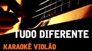 Tudo diferente - Maria Gadú - Karaokê com Violão