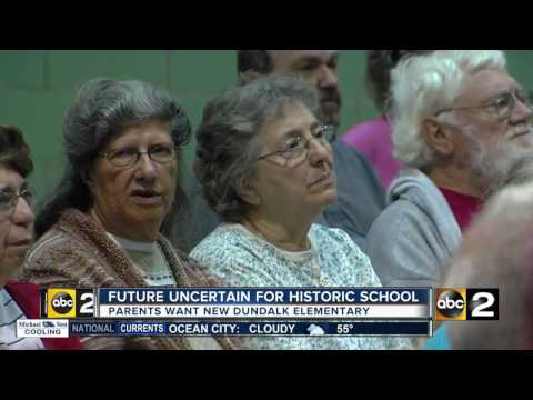 The uncertain future of Dundalk Elementary School