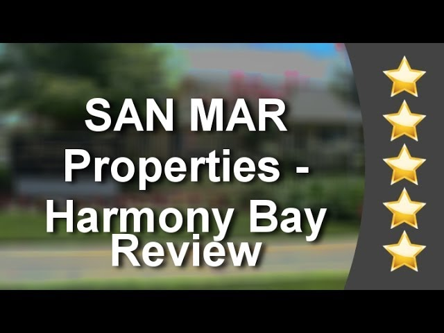 Harmony Bay Clovis Review - A SAN MAR Property