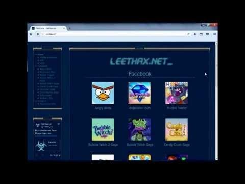 Unlimited Angry Birds Power Ups Using Leethax Working On Firefox