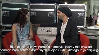 Idan Raichel experience - interview by Israel Friendly