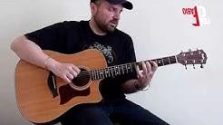 """Tutorial - Come suonare """"Colpa d'Alfredo"""" di Vasco Rossi - chitarra acustica"""