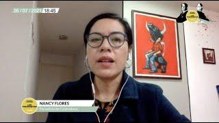 #Entrevista | Con EPN espiaban incluso a los contactos de familiares y cercanos a AMLO: Nancy Flores
