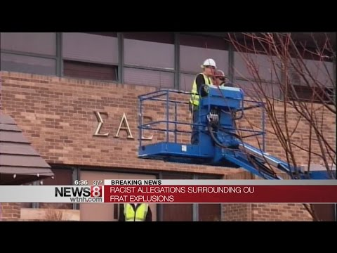 Local chapters of SAE react to Oklahoma University scandal