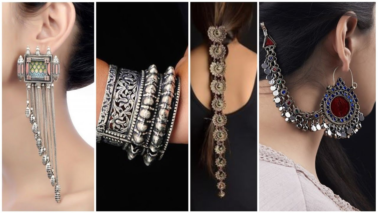 Latest Stunning Antique Jewelry Collection 2019|Designs Of Unique Jewellery part 2