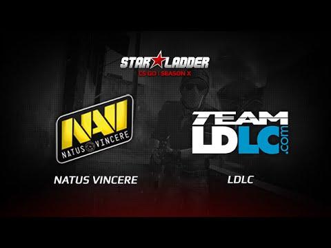 Na`Vi vs LDLC, StarSeries X, mirage