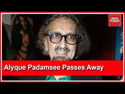 Ad Guru Alyque Padamsee Passes Away In Mumbai
