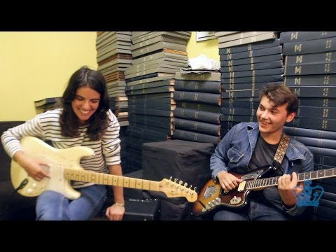 In-Office Concert: Jack and Eliza