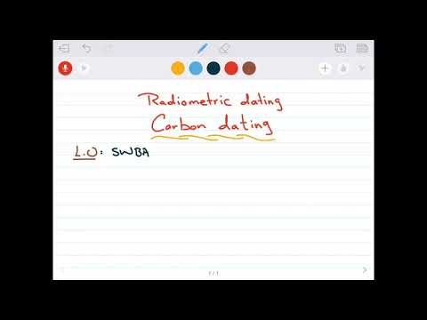 Radiometric Dating is Flawed!! Really?? How Old IS the Earth? from YouTube · Duration:  10 minutes 18 seconds