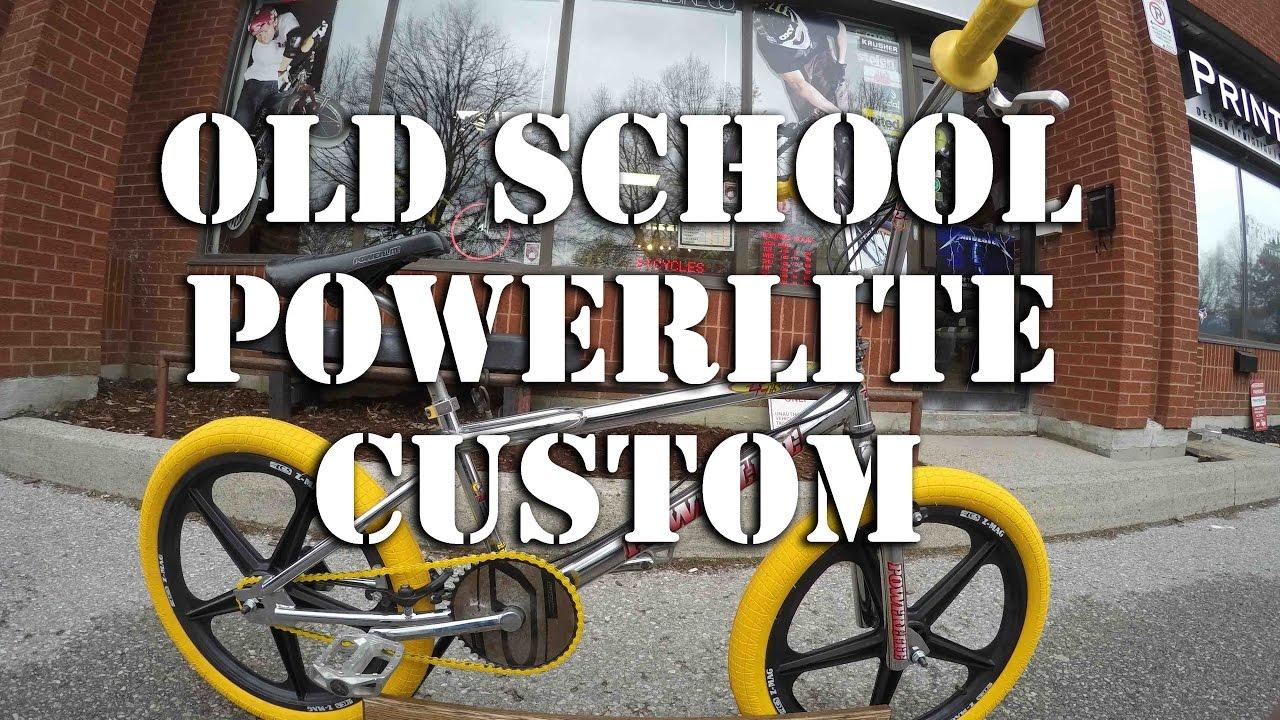 1997 Powerlite Fs2 Custom Bmx Harvester Bikes Harvestercustom