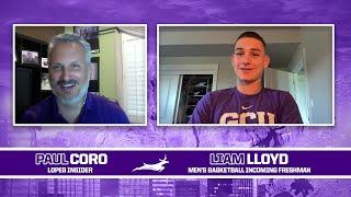 Men's Basketball Newcomer: Liam Lloyd Interview
