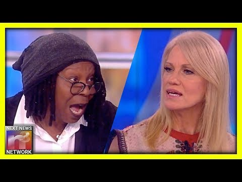 'The View' Co-hosts OBSESS Over George and Kellyanne's Relationship - Look What They Just Predicted!