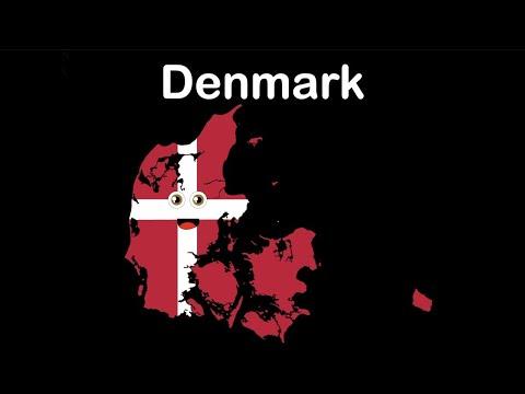 Denmark/Denmark Geography/Denmark Country