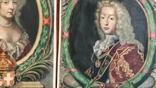 Victor Amadeus II King Sardinia Naples 1678 Nanteuil portraits Marie Baptiste mother