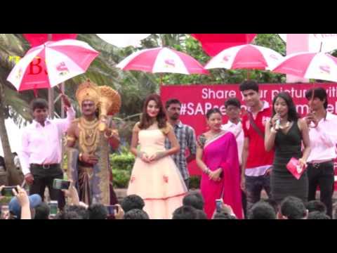 Sab Ke Anokhe Umbrella Manav Gohil,Atul Parchure & Shruti Rawat 5