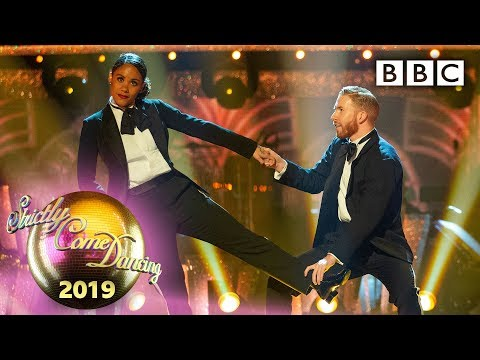 Alex And Neil Charleston To 'Pump Up The Jam' - Week 5 | BBC Strictly 2019