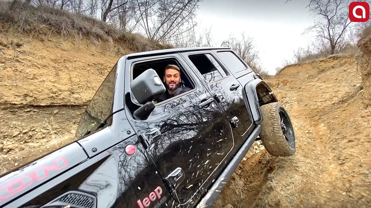 უტდ – Jeep Wrangler Rubicon – Off-road ტურში!