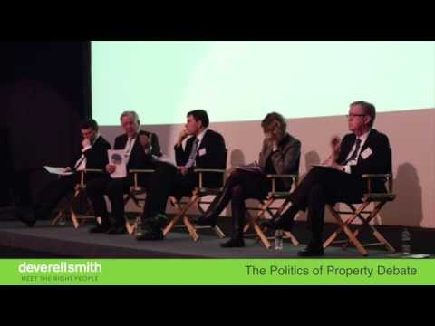 The Politics of Property Debate 1 - Who would you vote for?