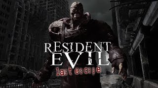 Gambar cover Resident Evil: Last Escape (GAME MOVIE)
