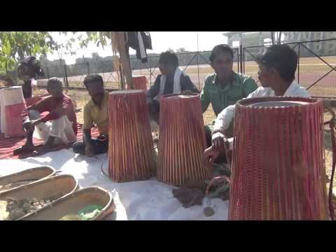 Mandar- Jharkhand Tribal Musical instrument, झारखण्ड का आदिवासी वाद्य यंत्र मांदर