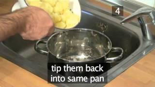 How To Boil Irish Champ
