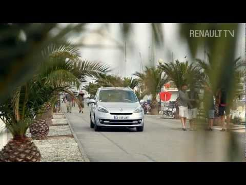 Grand Sc?nic test drive by Renault TV