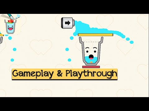 Hey Flower (by Machbird Studio) - Android / iOS Gameplay Walkthrough