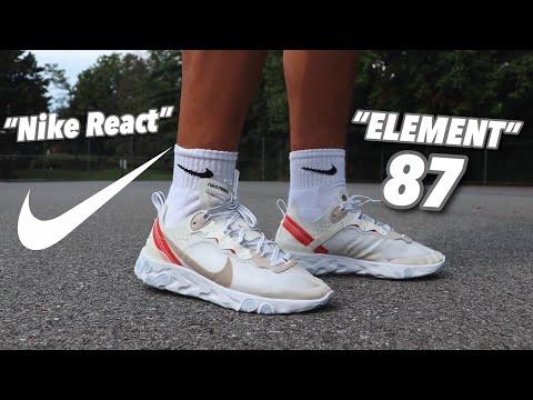 69a1a3d1c37c Nike React Element 87 Sail