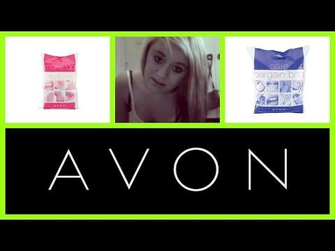 Avon Bargain Packs Unboxing :)
