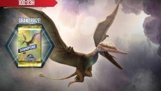 Jurassic World: The Game - Darwinopterus Tournament Battle 12 - PTERODACTYLUS