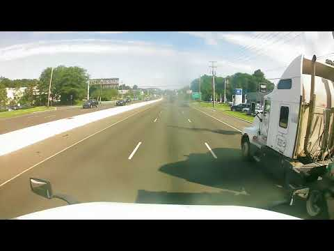 VIDEO: Watch Route 17 Road Rage Turn Into Tractor-Trailer Crash