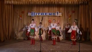 Український народний танець ЗК ТНТУ