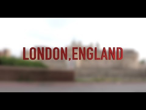 LONDON , ENGLAND