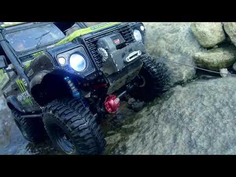 Aventuras RC Land Rover Defender