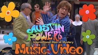 Austin Powers: International Man of Mystery (1997) Music Video