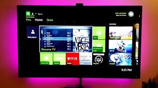 Home Automation w/ Xbox One, XBMC/Kodi, Z-Wave, LED Lights, Harmony