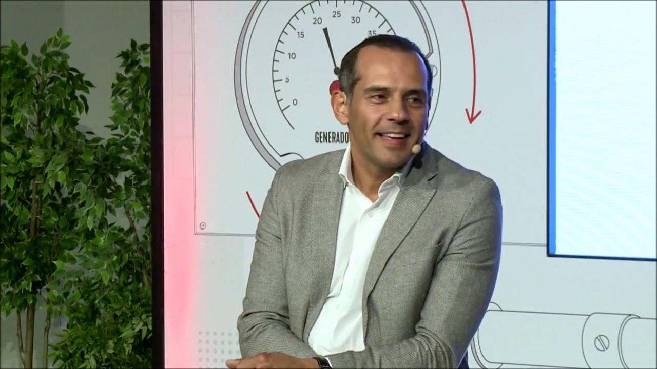 Juan Verde (Helpers Speakers) experto en Economía Circular, asesor de Obama, Clinton, Al Gore
