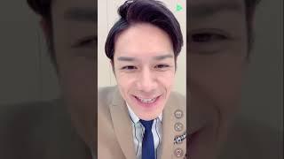 滝沢秀明 LINEライブ LINELIVE ジャニーズ タッキー&翼 タキツバ.