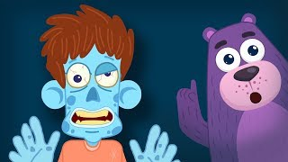 Monster story for kids | Polly Olly | Kids Learning