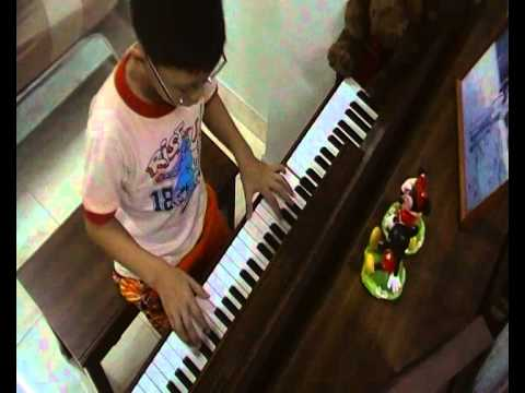 ไม่เคยถูกรักเลย เปียโน-piano by Blessing
