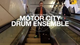 Between The Beats: Motor City Drum Ensemble