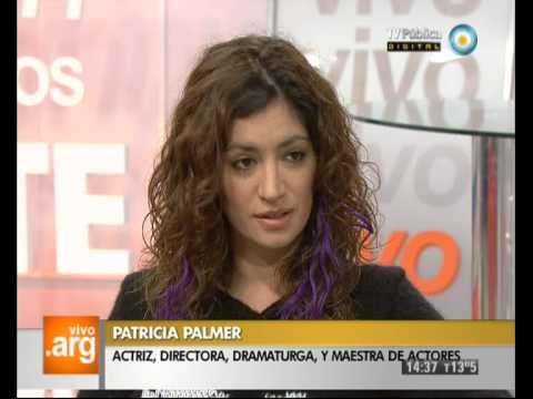 Vivo en Arg - Patricia Palmer 21-06-13