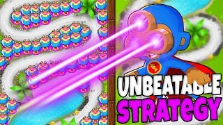 THE BEST BLOONS STRATEGY EVER!!
