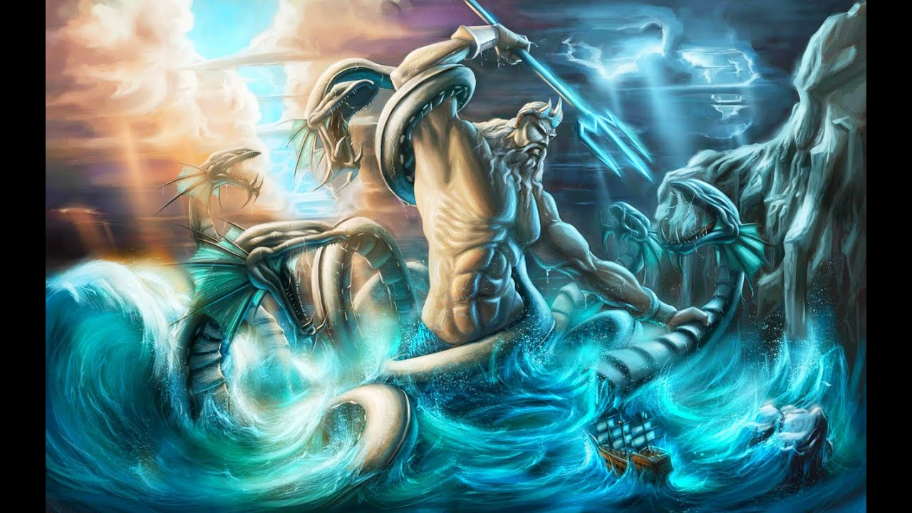 la historia del dios zeus mitología - 208.5KB